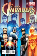 ALL-NEW INVADERS #1 VARIANT A