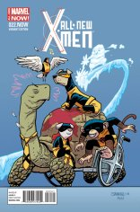 ALL-NEW X-MEN #22 VARIANT C
