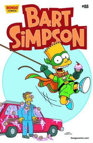BART SIMPSON COMICS #88