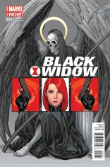 BLACK WIDOW #2 VARIANT
