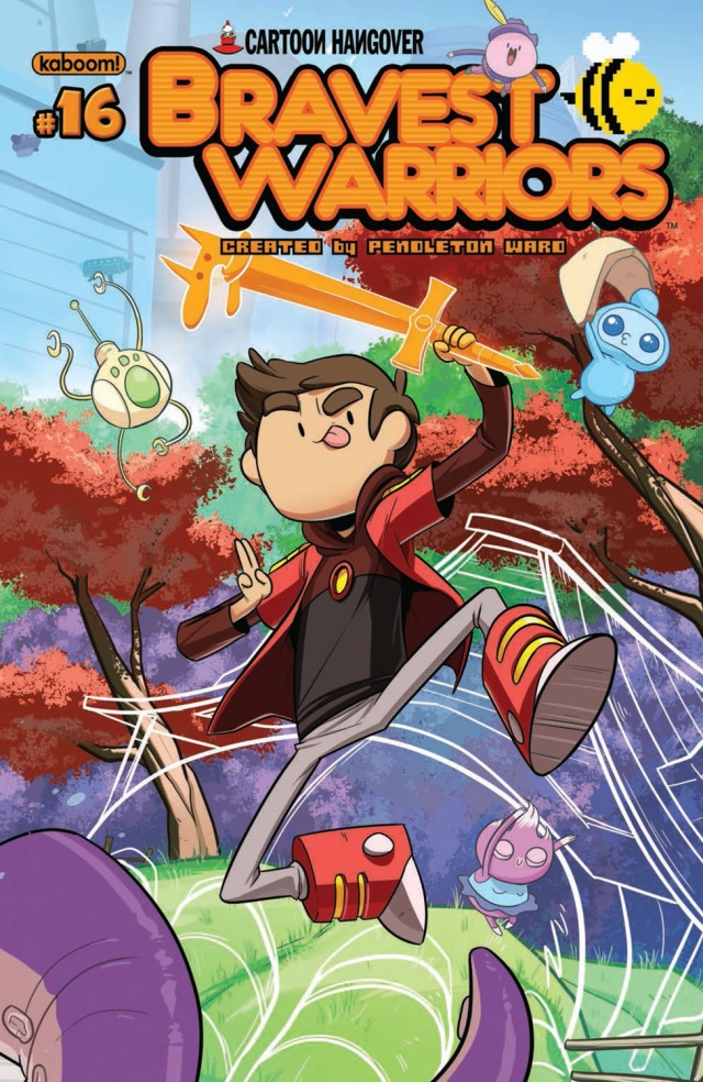 Bravest Warriors #16 Cover A