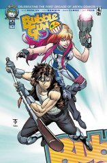 BUBBLEGUN #4 COVER A