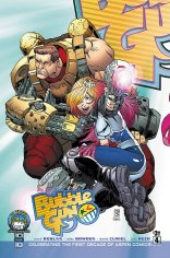 BUBBLEGUN #4 COVER C