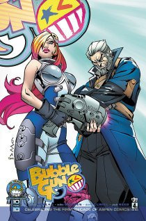 BUBBLEGUN #4 COVER D