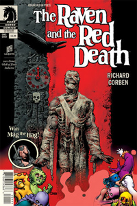 Edgar Allan Poe's The Raven and the Red Death One-Shot
