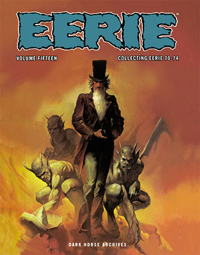 Eerie Archives Vol 15 HC