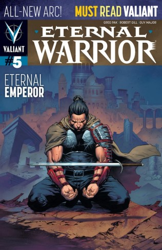 ETERNAL WARRIOR #5 VARIANT A