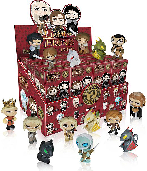 Game of Thrones Mini Figures