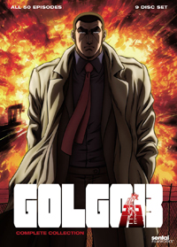 Golgo 13 The Complete Collection