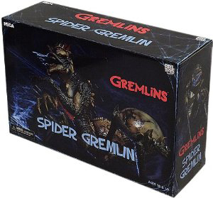 Gremlins - Spider Gremlin Deluxe Boxed Action Figure