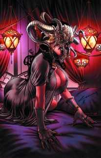 GRIMM FAIRY TALES PRESENTS QUEST #3 COVER A