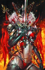 GRIMM FAIRY TALES PRESENTS QUEST #3 COVER B