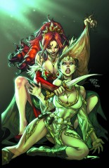 GRIMM FAIRY TALES PRESENTS QUEST #3 COVER C