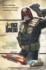 JUDGE DREDD MEGA-CITY TWO #1 SUB VARIANT