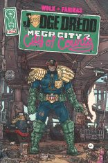 JUDGE DREDD MEGA-CITY TWO #1