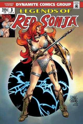 LEGENDS OF RED SONJA #3 SUB COVER