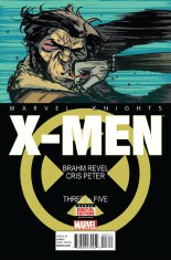 MARVEL KNIGHTS X-MEN #3