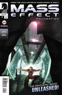 MASS EFFECT FOUNDATION #7