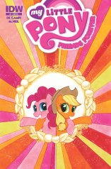 MY LITTLE PONY FRIENDS FOREVER #1 VARIANT