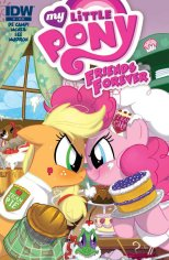 MY LITTLE PONY FRIENDS FOREVER #1