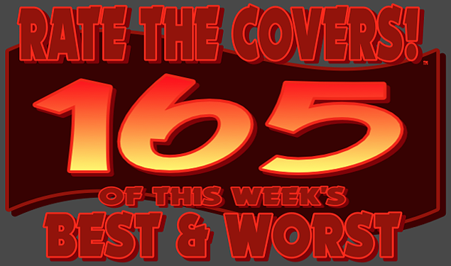 Rate The Covers 165 Combined Logo