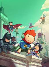 SCRIBBLENAUTS UNMASKED CRISIS OF IMAGINATION #1