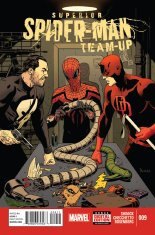 SUPERIOR SPIDER-MAN TEAM-UP #9