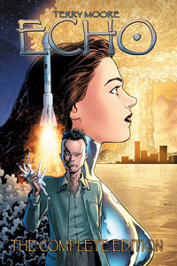 Terry Moore's Echo - The Complete Edition SC