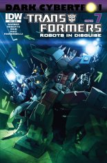 TRANSFORMERS ROBOTS IN DISGUISE #25