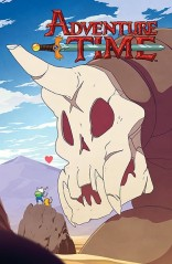 ADVENTURE TIME #25 COVER A