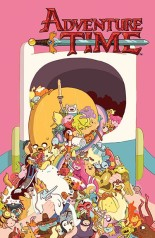ADVENTURE TIME #25 COVER B