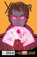ALL-NEW X-FACTOR #3 VARIANT
