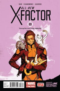 ALL-NEW X-FACTOR #3