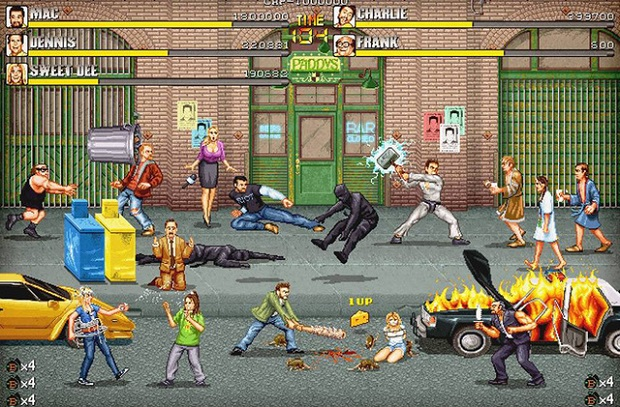 Always Sunny Final Fight