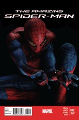 AMAZING SPIDER-MAN THE MOVIE ADAPTATION #2