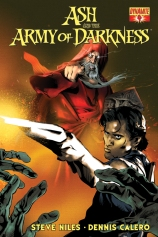 ASH AND THE ARMY OF DARKNESS #4 SUB COVER