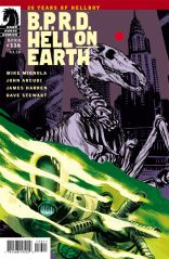 B.P.R.D. HELL ON EARTH #116 ALBUQUERQUE COVER
