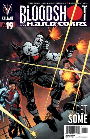 BLOODSHOT AND H.A.R.D. CORPS #19 VARIANT