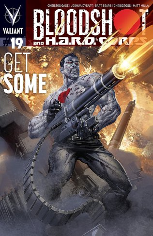 BLOODSHOT AND H.A.R.D. CORPS #19