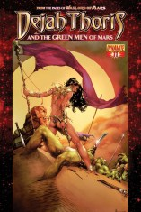 DEJAH THORIS AND THE GREEN MEN OF MARS #11
