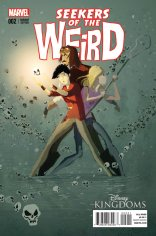 DISNEY KINGDOMS SEEKERS OF THE WEIRD #2 VARIANT A