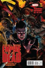 EMPIRE OF THE DEAD ACT ONE #2 VARIANT B