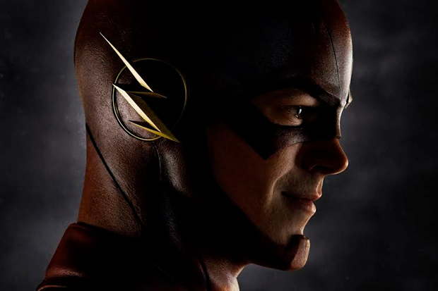 Flash CW Costume