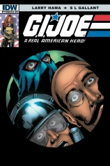 G.I. JOE A REAL AMERICAN HERO #199