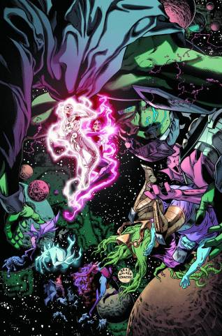 GREEN LANTERN NEW GUARDIANS #28
