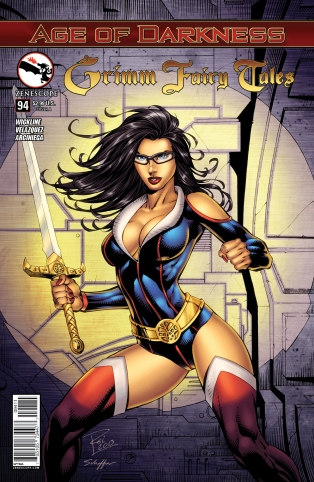 GRIMM FAIRY TALES #94 COVER A