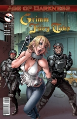 GRIMM FAIRY TALES #94 COVER B