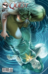 GRIMM FAIRY TALES QUEST #4 COVER B