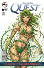 GRIMM FAIRY TALES QUEST #4 COVER C