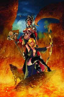 GRIMM FAIRY TALES ROBYN HOOD AGE OF DARKNESS #1 COVER C